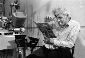 Nicholas Ray Reads