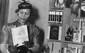 Zora Neale Hurston reads