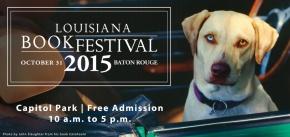 Sneak Peek: The Louisiana BookFestival